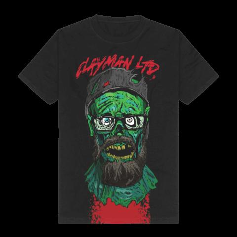 √Zombie von Clayman Limited - T-Shirt jetzt im Bravado Shop