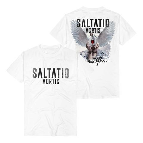 Für immer frei Cover von Saltatio Mortis - T-Shirt jetzt im Bravado Shop