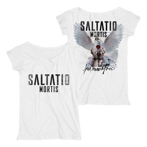 √Für immer frei Cover von Saltatio Mortis - Loose Fit Girlie Shirt jetzt im Bravado Shop