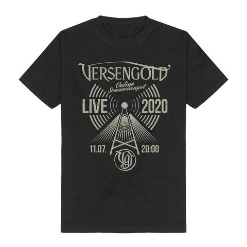 √Online Sommerkonzert von Versengold - T-Shirt jetzt im Bravado Shop