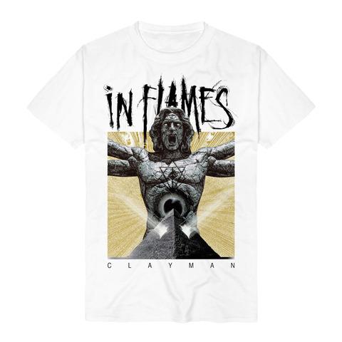 √Clayman Enlighten von In Flames - T-shirt jetzt im Bravado Shop