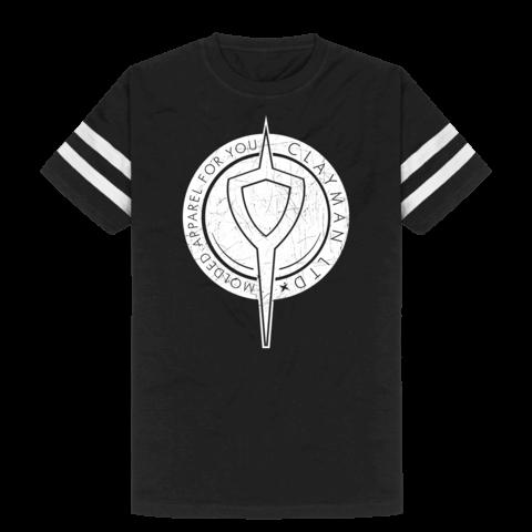 √Sleeve Stripes Tee von Clayman Limited - T-Shirt jetzt im Bravado Shop