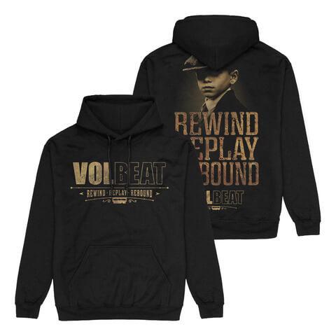 √Big Letters von Volbeat - Hood sweater jetzt im Bravado Shop