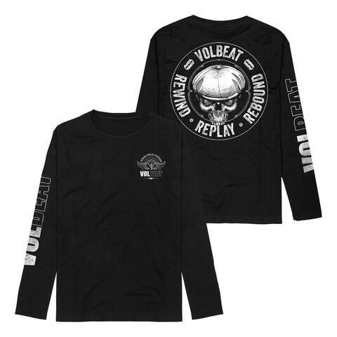 √RRR Badge von Volbeat - Long-sleeve jetzt im Bravado Shop