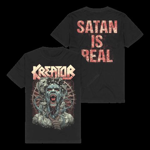 √Never Die (Satan Is Real) von Kreator - T-Shirt jetzt im Bravado Shop
