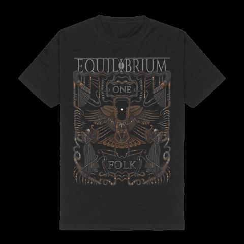 √One Folk von Equilibrium - T-Shirt jetzt im Bravado Shop