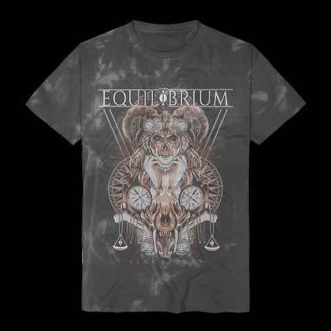 √Time of Death von Equilibrium - T-Shirt jetzt im Bravado Shop