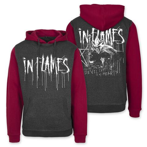 √Devil Left in My Hand von In Flames - Hood sweater jetzt im Bravado Shop