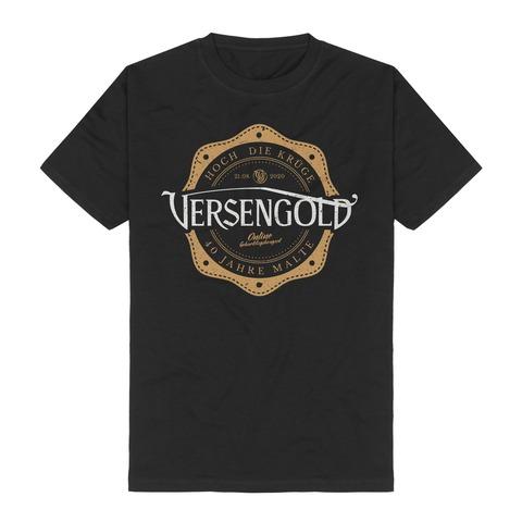 √Online Geburtstagskonzert von Versengold - T-Shirt jetzt im Bravado Shop