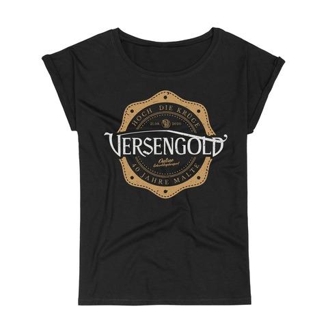 √Online Geburtstagskonzert von Versengold - Loose Fit Girlie Shirt jetzt im Bravado Shop