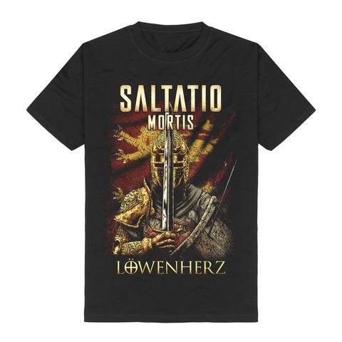 √Löwenherz von Saltatio Mortis - T-Shirt jetzt im Bravado Shop