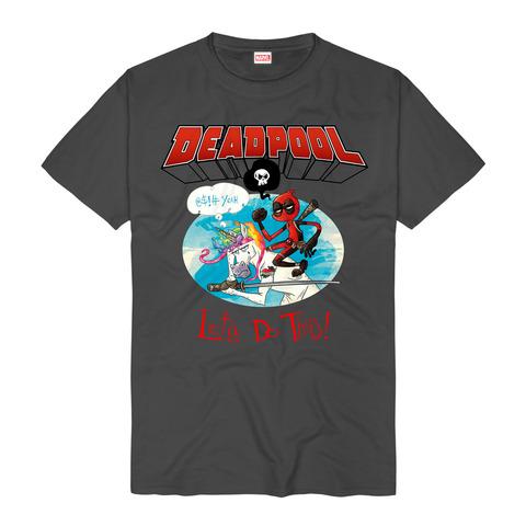√Lets Do This von Deadpool - T-Shirt jetzt im Bravado Shop