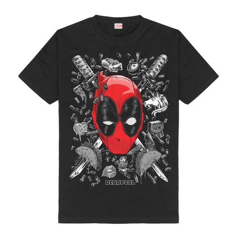 √Weird World von Deadpool - T-Shirt jetzt im Bravado Shop