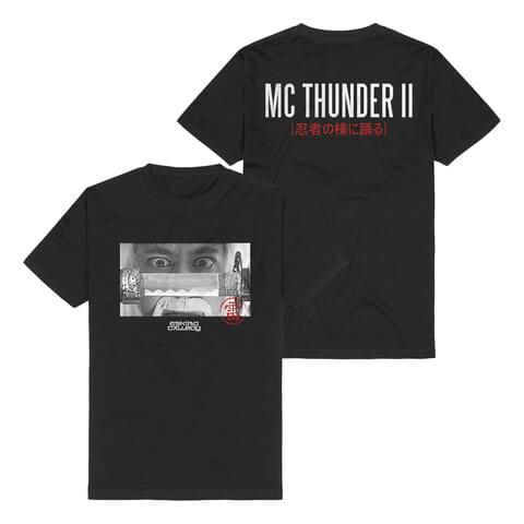 √MC Thunder II - Single Art von Eskimo Callboy - T-Shirt jetzt im Bravado Shop