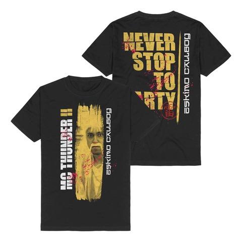 √MC Thunder II - Never Stop To Party von Eskimo Callboy - T-Shirt jetzt im Bravado Shop