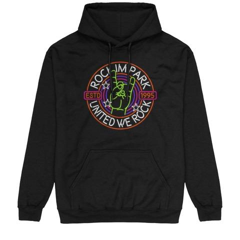 √Rock Hand United von Rock im Park Festival - Hood sweater jetzt im Bravado Shop