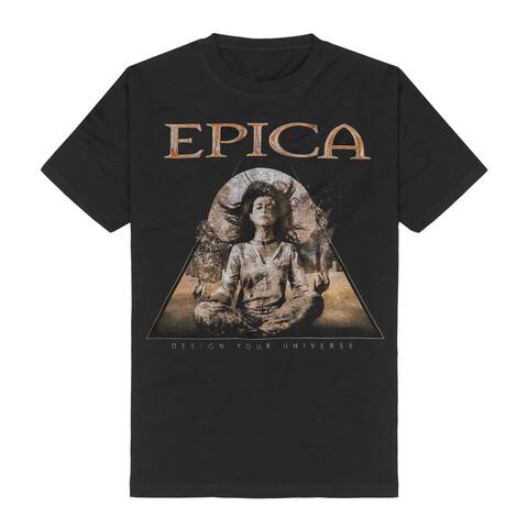 √Design Your Universe von Epica - t-shirt jetzt im Bravado Shop
