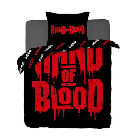 √HandOfBlood Big Logo All Over von HandOfBlood - Bed linen jetzt im Bravado Shop