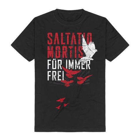 √Birds von Saltatio Mortis - T-Shirt jetzt im Bravado Shop