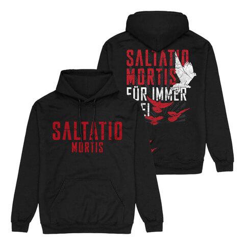 √Birds von Saltatio Mortis - Hood sweater jetzt im Bravado Shop