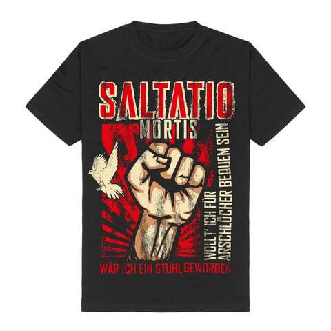√Fist Up von Saltatio Mortis - T-Shirt jetzt im Bravado Shop