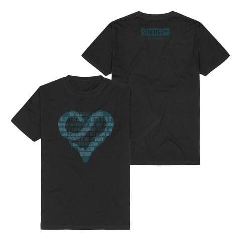 √Best Of von Sunrise Avenue - T-Shirt jetzt im Bravado Shop