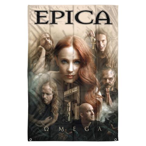 √Epica Band Collage von Epica - Flag jetzt im Bravado Shop