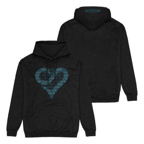 √Best Of von Sunrise Avenue - Hood sweater jetzt im Bravado Shop