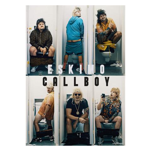 √Toilet Party von Eskimo Callboy - Poster jetzt im Bravado Shop