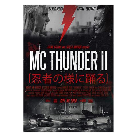 √MC Thunder II von Eskimo Callboy - Poster jetzt im Bravado Shop