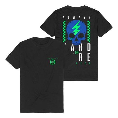 √Hardcore Skull von Scooter - T-Shirt jetzt im Bravado Shop