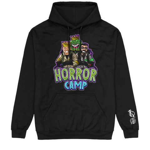 Horror Camp von Sido - Kapuzenpullover jetzt im Bravado Shop