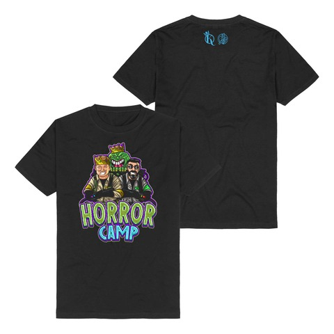 √Horror Camp von Sido - T-Shirt jetzt im Bravado Shop