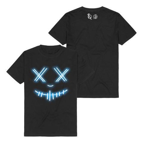 √Horror Mask Glow von Sido - T-Shirt jetzt im Bravado Shop