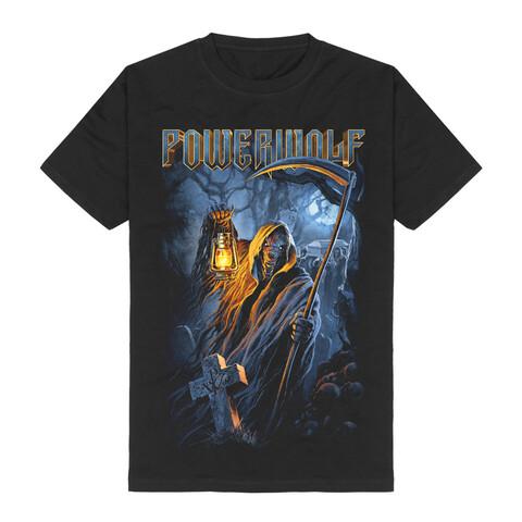 √Dead Until Dark von Powerwolf - T-Shirt jetzt im Bravado Shop