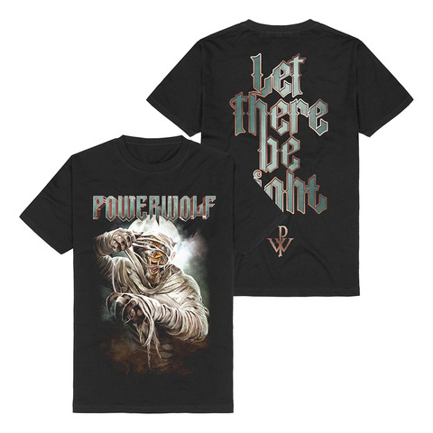 √Let There Be Night von Powerwolf - T-Shirt jetzt im Bravado Shop