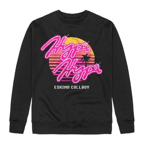 √Hypa Hypa 8Bit von Eskimo Callboy - Crewneck Sweater jetzt im Bravado Shop