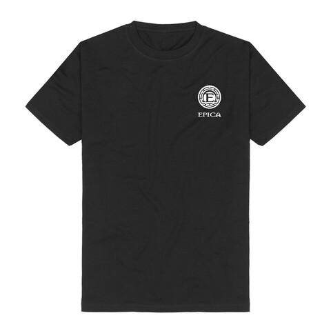 √Flower Logo von Epica - T-Shirt jetzt im Bravado Shop