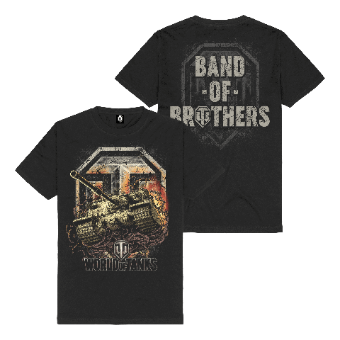 √Band of Brothers von World Of Tanks - t-shirt jetzt im Bravado Shop