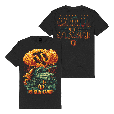 Apocalypse von World Of Tanks - T-Shirt jetzt im Bravado Shop