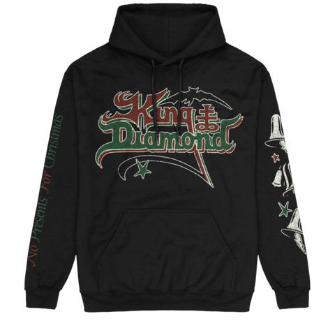 √No Presents for Christmas von King Diamond - Hood sweater jetzt im Bravado Shop