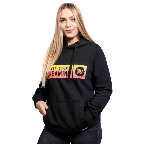 √Never Stop Dreaming von Parookaville Festival - Hood sweater jetzt im Bravado Shop