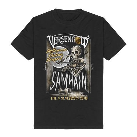 √Halloween Onlinekonzert von Versengold - T-Shirt jetzt im Bravado Shop