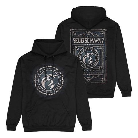 √Zu leben von Feuerschwanz - Hood sweater jetzt im Bravado Shop