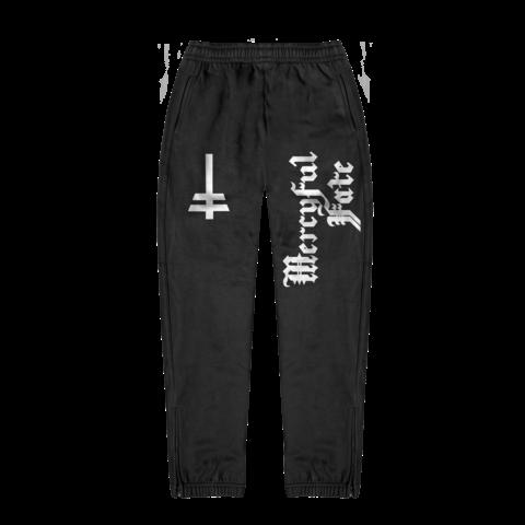 √White Logo von Mercyful Fate - Sweatpants jetzt im Bravado Shop