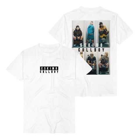 √Toilet Party von Eskimo Callboy - t-Shirt jetzt im Bravado Shop
