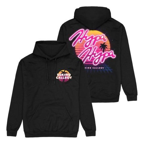 √Hypa Hypa von Eskimo Callboy - Hood sweater jetzt im Bravado Shop