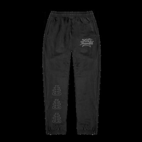 √Lightgrey Logo von King Diamond - Sweatpants jetzt im Bravado Shop
