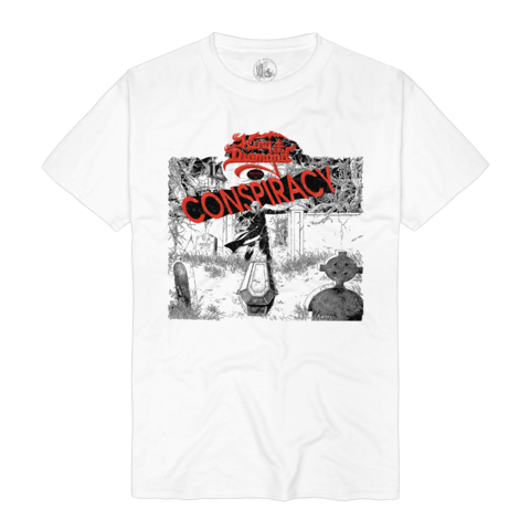 √Conspiracy von King Diamond - T-Shirt jetzt im Bravado Shop