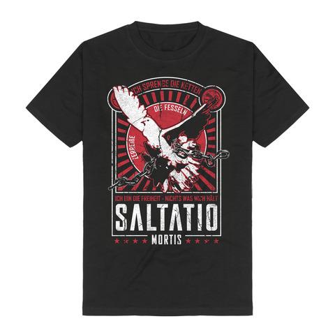 √Sprenge die Ketten von Saltatio Mortis - T-Shirt jetzt im Bravado Shop